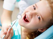 Лікування зубів у дітей